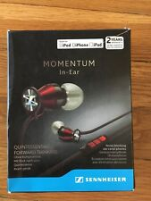 Sennheiser Momentum In Ear Iphone earbuds for parts