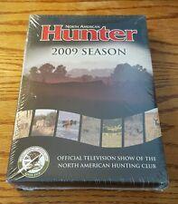 North American Hunter: 2009 Season (DVD, 4-Disc Set) hunting club tv show NEW
