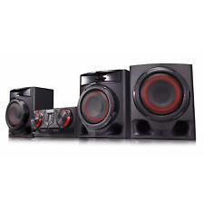 LG CJ45 Hi-Fi Home Theater TV Entertainment Speaker System 720W with Bluetooth