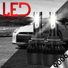 2017 NEW 9006 LED Headlight Bulbs Conversion Cree COB Car Kit 388W 38800LM 6500K