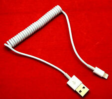 iPhone 5S 6 6s iPod 5/7 iPad 4 Mini Spiral Air 2 USB Kable Data cable Lightning