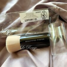 New Sealed bareMinerals Beautiful Finish Brush Full Size foundation powder