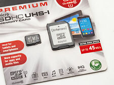 iNTENSO Premium 32GB micro SD HC UHS-I High Speed memory card Speicherkarte
