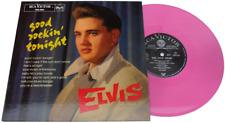"ELVIS - GOOD ROCKIN' TONIGHT - PINK VINYL 10"" - LTD ED. JAPANESE RE-ISSUE"