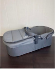 LALO The Daily Bassinet for Standard Stroller, Gray