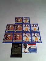 *****Earl Winfield*****  Lot of 20 cards.....3 DIFFERENT / Football / CFL