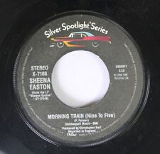 Soul/Disco 45 Sheena Easton - Morning Train (Nine To Five) / Modern Girl On Emi