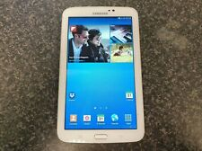 "(Pa2) Samsung Galaxy Tab 3 7"" 8Gb Boxed - White"