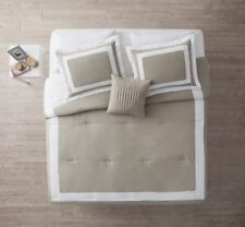 Vcny Avianna Duvets & Down Comforters 3-piece Hotel Cover Set Taupe King