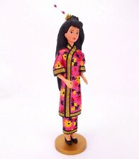 NIB Hallmark 1997 Chinese Barbie Holiday Christmas Ornament 2nd in Series