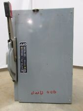 Square D QMB325W Branch Switch SWITCH FUSIBLE QMB 240V 400A 3P Used