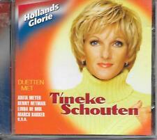 TINEKE SCHOUTEN - Duetten met CD Album 15TR Hollands Glorie 2004 (CNR)