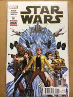 Star Wars #1 John Cassaday Cover 2015 Marvel Comics