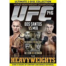 UFC: 146 Dos Santos vs Mir  (2 Discs) New Sealed Region 4