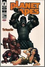 PLANET OF THE APES HUMAN WAR #2 DH '01 CAMPBELL SAN DIEGO SDCC VARIANT CVR NM-