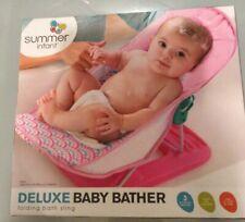 Deluxe Baby Bather Folding Bath Sling