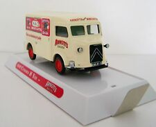 1947 Citroen Type H Van Custom Graphics Diecast Arnotts Delivery Van
