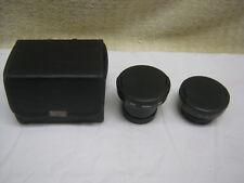 Sigma  Tele Converter X1.5 & Wide Converter lens X0.5 for AF Video Camera