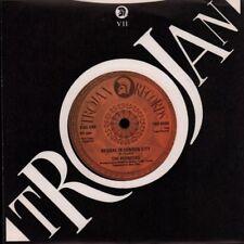 "The Pioneers(7"" Vinyl)Reggae In London City-Trojan-TRO 9090-UK-1986-M/M"