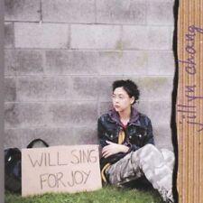 JILLYN CHANG - WILL SING FOR JOY NEW CD
