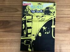 Volkswagen Split Screen Camper Van Splity. Yellow Surf Tea Towel Official