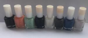 MUA Makeup Academy Nail Polish 8 Colours Available