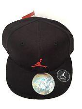 Nike jordan infant brodé jumpman logo baseball cap 6A8391-297 noir
