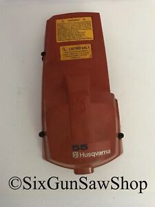 OEM Husqvarna 55 Chainsaw Cylinder Top Cover with screws FREE SHIPPING