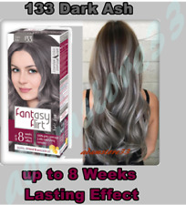 133 DARK ASH Hair Dye Up to 8 Weeks Lasting Effect 3 oils nourishing complex