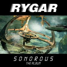 Rygar - Sonorous 2020 ALBUM CD Italo-Disco Space-Synth