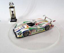 AUDI R8R #3 Le Mans 2001 CHAMPION Built Monté Kit 1/43 no spark minichamps
