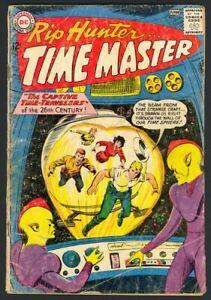 Rip Hunter Time Master #14 - Captive Time-Travelers - DC Comics (1963) VG