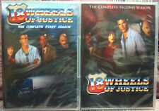 18 Wheels Of Justice Seasons 1 & 2 - DVD Trucker Adventure - Complete Series!