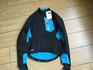 Pearl Izumi men's pro soft shell 180 cycling jacket size small