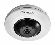 HIKVISION DS-2CD2942F-IS 4MP VIRTUAL PTZ 1.6MM LENS POE FISHEYE Audio IP Camera