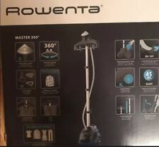 Rowenta IS6520 Master 360 Full Size Garment and Fabric Steamer with Rotating ...