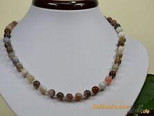 Achat Echtschmuck-Halsketten