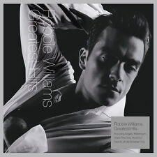 Robbie Williams Greatest Hits Audio CD 2016