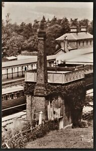 ARUNDEL RAILWAY STATION postcard-size photo of the water tank