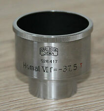 Zeiss homal oculaire homal vi F = -37,5 t