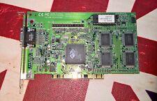 Ati 3D Rage II+DVD 4MB SGRAM PCI Mach64 Turbo 128