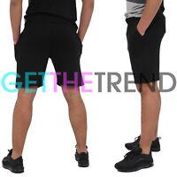 New Mens Shorts Pique Jogger Cotton Summer Jogging Gym Pants Running Shorts Plus