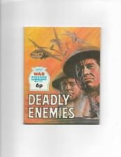War Picture Library No 729 British 1972 Deadly Enemies!