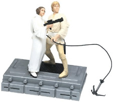 Star wars power of the jedi silver anniversary (swing to freedom) action figures