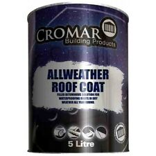 Cromar All Weather Roofing Compound | Roof Repair Coating 5kg