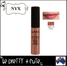 NYX Soft Matte Lip Cream SMLC14 ZURICH Matte muted rose AUSTRALIA