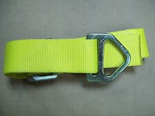 *New* Troll Mountain Equipment Acid Resistant Polyester Caver's Belt Yellow