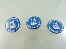 CITY OF TORONTO PROMOTIONAL BUTTONS 3 BY unknown