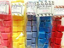 Wax Tarts Melts Chunks Cubes 3x Bags Bulk Home Candle Bundle Lot Fragrance Scent