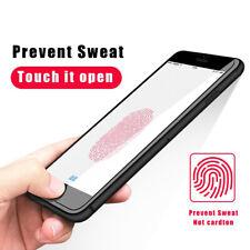 Touch ID Home Button Sticker Fingerprint Unlock iPhone 5S 7 6S 6 Plus Mgic